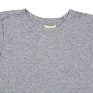 cobano (コバノ) O/C SPROUT TEE オーガニックコットン フレンチスリーブ Tシャツ / L.NAVY|greenplanet|02
