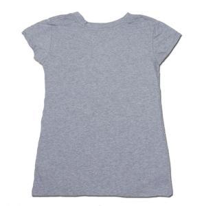 cobano (コバノ) O/C SPROUT TEE オーガニックコットン フレンチスリーブ Tシャツ / L.NAVY|greenplanet|03