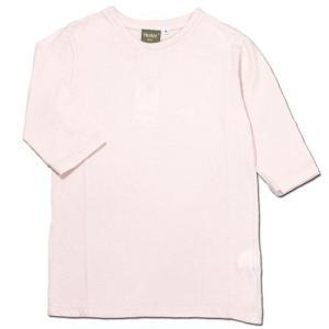 Phatee KIDS (ファッティー キッズ) KIDS TEE 2/3 キッズ 7分袖 Tシャツ / PINK|greenplanet