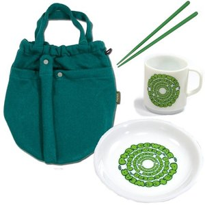 Phatee (ファッティー) TABLE PACK ピクニックセット バッグ / FOREST greenplanet