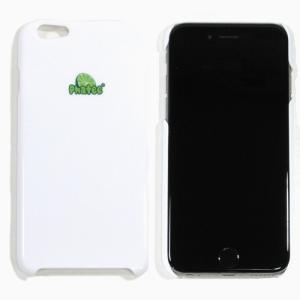 Phatee (ファッティー) I-PHONE 6 , 6S CASE for iPhone6s / iPhone6 ハード ケース カバー ジャケット 4.7インチ / LIME WHITE|greenplanet
