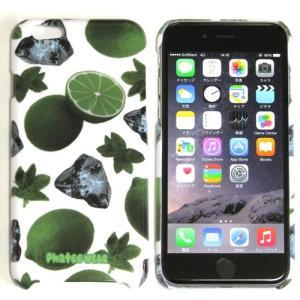 Phatee (ファッティー) I-PHONE 6 CASE ハード ケース カバー for iPhone 6 4.7インチ / MOJITO|greenplanet