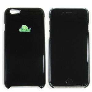 Phatee (ファッティー) I-PHONE 6 , 6S CASE for iPhone6s / iPhone6 ハード ケース カバー ジャケット 4.7インチ / LIME BLACK|greenplanet
