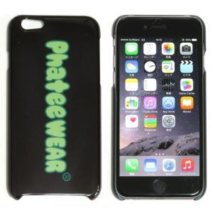 Phatee (ファッティー) I-PHONE 6 CASE ハード ケース カバー for iPhone 6 4.7インチ / LOGO|greenplanet