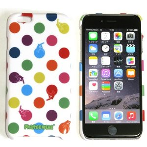 Phatee (ファッティー) I-PHONE 6 CASE ハード ケース カバー for iPhone 6 4.7インチ / DOT|greenplanet