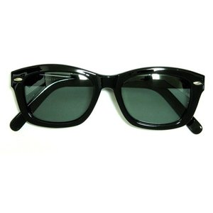 Phatee (ファッティー) i WEAR ANTICO メガネ サングラス / BLACK x POLARIZED|greenplanet