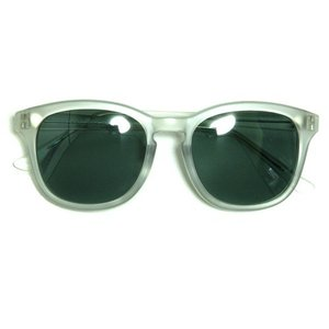 Phatee (ファッティー) i WEAR STAND POLARIZED ウエリントン メガネ サングラス  / CLEAR x SMOKE|greenplanet