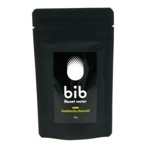 bib Re:set water (ヴィヴリセットウォーター)  リセットウォーター パウダータイプ コンブチャ x 麻炭 x 乳酸菌 50g|greenplanet