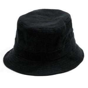 BLACKCAT SURPLUS (ブラックキャットサープラス) RUDIES HAT ヘンプオーガニックコットン ハット / BLACK|greenplanet