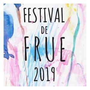 FESTIVAL de FRUE 2019 2日券