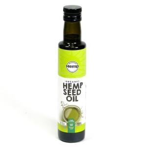 Hemp Foods Japan (ヘンプフーズジャパン) Hemp Seed Oil ヘンプシードオイル 有機麻の実油 250ml|greenplanet
