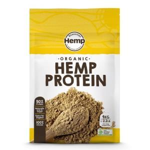 Hemp Foods Japan (ヘンプフーズジャパン) Hemp Protein ヘンププロテインパウダー 有機麻の実プロテイン 1kg|greenplanet