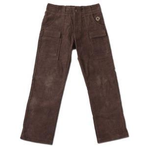 RESTANDART (リスタンダート) Bush Pants コーデュロイ ブッシュパンツ / Brown|greenplanet