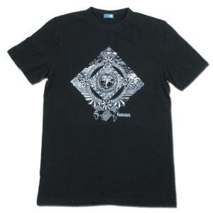 RESTANDART (リスタンダート) DANCE T-SHIRTS ヘンプ オーガニックコットン Tシャツ / BLACK|greenplanet