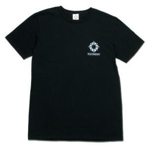 RESTANDART (リスタンダート) MILDELICS OC T-SHIRTS オーガニックコットン Tシャツ / BLACK1|greenplanet