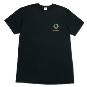 RESTANDART (リスタンダート) MILDELICS OC T-SHIRTS オーガニックコットン Tシャツ / BLACK2|greenplanet