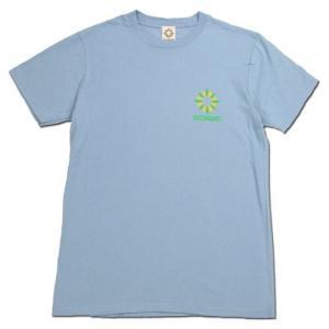 RESTANDART (リスタンダート) MILDELICS OC T-SHIRTS オーガニックコットン Tシャツ / BLUE|greenplanet