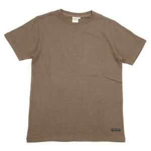 A HOPE HEMP (アホープヘンプ) REGULAR S/S TEE ヘンプコットン ショートスリーブ Tシャツ / SCOOT BROWN|greenplanet