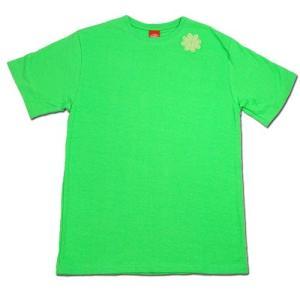 Tokyo Hemp Connection (トウキョウヘンプコネクション) ONE HIT TEE SS ヘンプ オーガニックコットン Tシャツ / N.GREEN|greenplanet