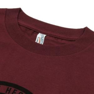 Tokyo Hemp Connection (トウキョウヘンプコネクション)  THC SHOP TEES DOG グラフィック Tシャツ / DEEP RED|greenplanet|02