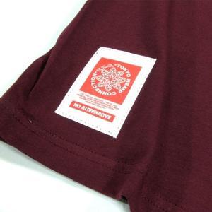 Tokyo Hemp Connection (トウキョウヘンプコネクション)  THC SHOP TEES DOG グラフィック Tシャツ / DEEP RED|greenplanet|05