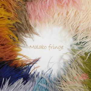 【数量限定】カラフルな天然フェザーフリンジ5色♪50cm★1710/オーストリッチ/マラブー/マラボー/鳥/羽/アクセサリー/パーツ/材料/motif170|greenrosenetshopyumi