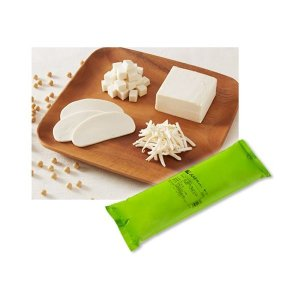 大豆舞珠(まめまーじゅ)セミハード(旧ぶろっく)1kg ブロックチーズ 豆乳発酵食品|greens-gc