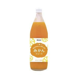 みかんジュース ビン 900ml オーサワ|greens-gc