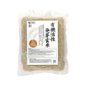 国内産有機活性発芽玄米 500g オーサワ|greens-gc
