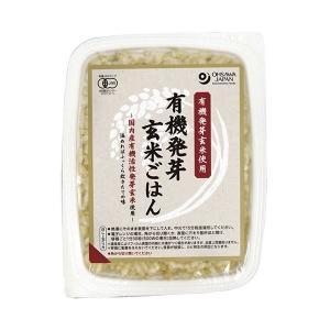 オーサワ 有機活性発芽玄米ごはん 160g ow jn|greens-gc