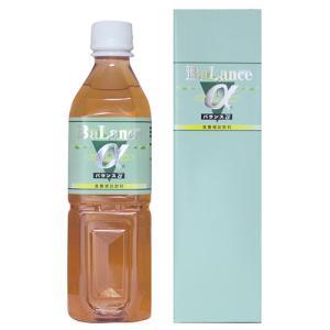 バランスα 500ml 日本抗酸化飲料 greens-gc