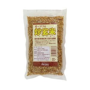 炒玄米 120g オーサワ|greens-gc