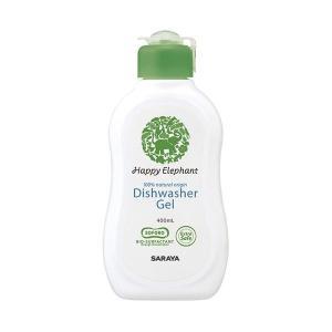 ハッピーエレファント 食器洗い機用ジェル 400ml greens-gc