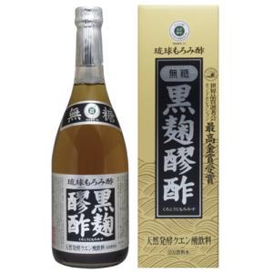 黒麹醪酢 無糖 720ml ヘリオス酒造|greens-gc