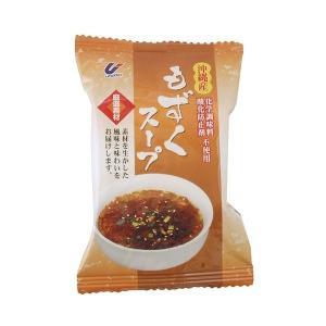 沖縄産もずくスープ 1食分 (3.5g) ウメケン|greens-gc