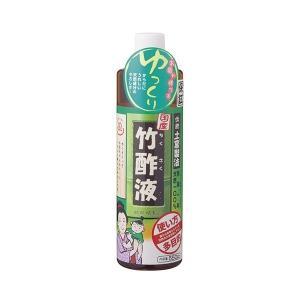 竹酢液 550ml 日本漢方研究所|greens-gc