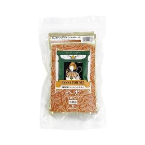 リマナチュラルヘナ・お徳用セット ナチュラルライトブラウン 200g (100g×2袋) エフシー中央薬理研究所|greens-gc