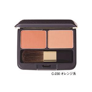 C230オレンジ チークカラー 5.4g リマナチュラル|greens-gc