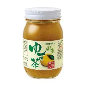 国産ゆず茶 520g オーサワ|greens-gc