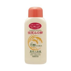 微笑みの郷 薬用入浴液 600ml 日本グリーンパックス|greens-gc