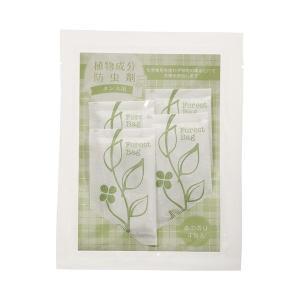 植物成分防虫剤 森の香り タンス用 4包入り (3g×4包) タジマヤ|greens-gc