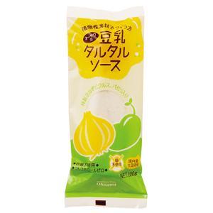 オーサワの豆乳タルタルソース 100g オーサワ|greens-gc