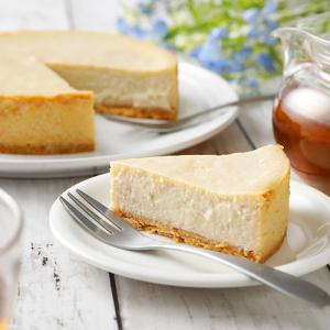 休日のヴィーガンチーズケーキ 5号15cm 卵乳製品不使用 《マクロビオティック本格スイーツ》著者山崎友紀の植物性マクロビケーキ|greens-gc