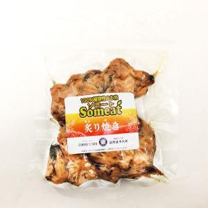【クール便送料別途】ソイの炙り焼き Someat 100g(1〜2人前) ソイミート 大豆ミート rt pns|greens-gc