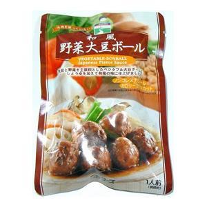 和風野菜大豆ボール 100g 三育|greens-gc