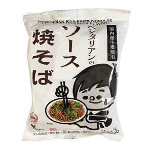 桜井食品 ベジタリアンのソース焼きそば〈五葷抜き〉 118g sr jn greens-gc