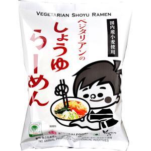 桜井食品 ベジタリアンのためのラーメン・しょうゆ味 100g sr jn greens-gc