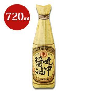 丸中醤油720ml