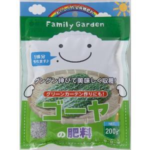 朝日工業 FGゴーヤの肥料 200g   活力剤 greentime