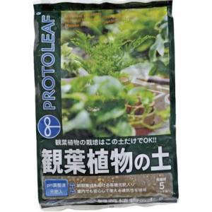 プロトリーフ 観葉植物の土 2L | 培養土|greentime